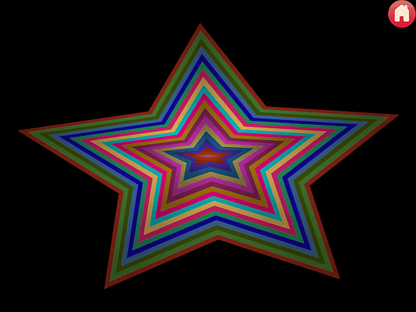 Star Speak Up pattern